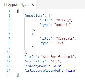 AppModel file