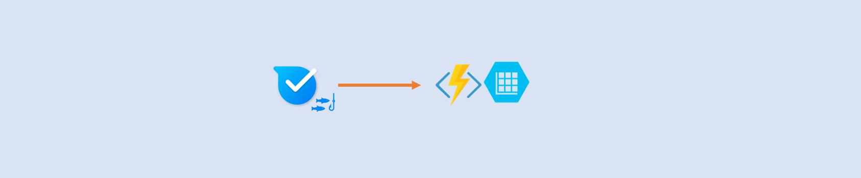 Using Azure Function to Store data from Kaizala webhooks